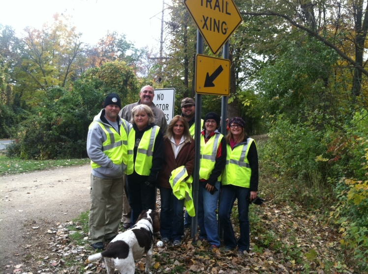 parkside team-adopt a path