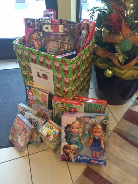 Riverview Toys For Tots