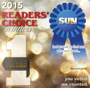 2015 Blmgt Sun Readers Choice