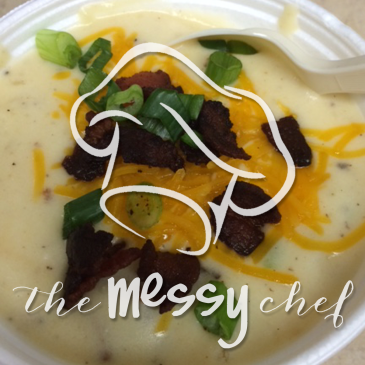 The-Messy-Chef