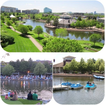Centennial Lakes Collage