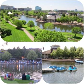 Centennial Lakes Collage