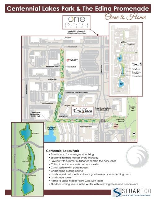 Promenade Map-2016 Events