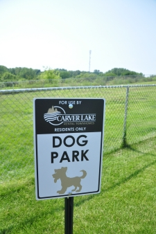 DogParkSign